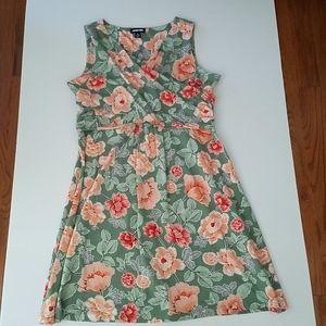 Lands end surplus dress